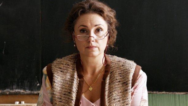 Zuzana Mauréry v hlavnej postave triednej učiteľky. Foto - Pub Res