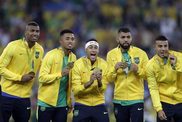 a51a23c064fcd Brazília konečne vyhrala turnaj, ktorý pre futbal skoro nič ...
