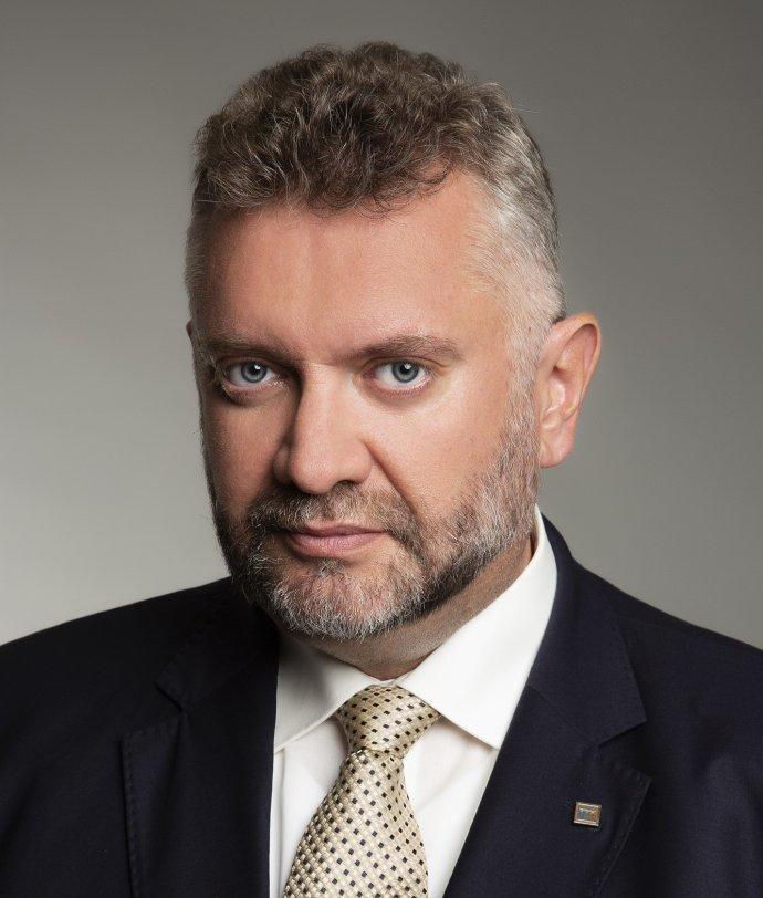 Andrej Viceník, riaditeľ úseku Firemné bankovníctvo VÚB banky