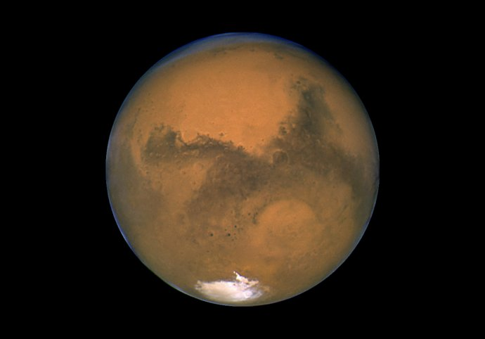 Mars. Foto – TASR/AP