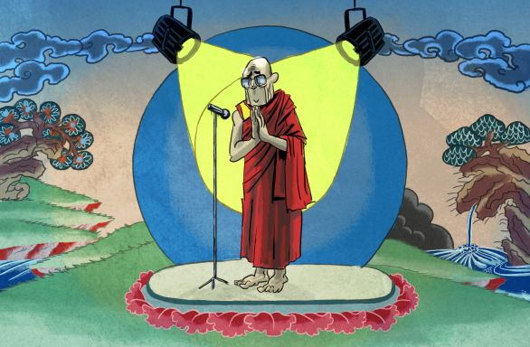 883411f280db Čo nám návšteva dalajlámu pripomenula o premiérovi Ficovi – Denník N