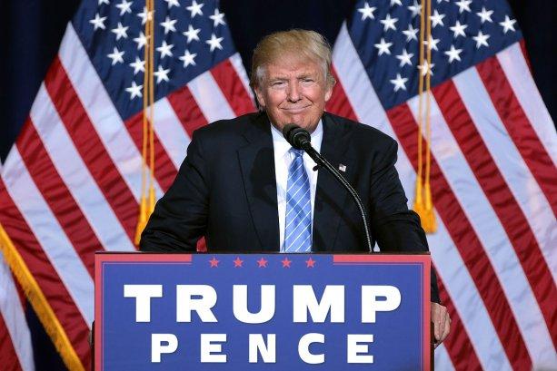 45. prezident Spojených štátov amerických Donald Trump. Zdroj – Gage Skidmore, Wikimedia Commons