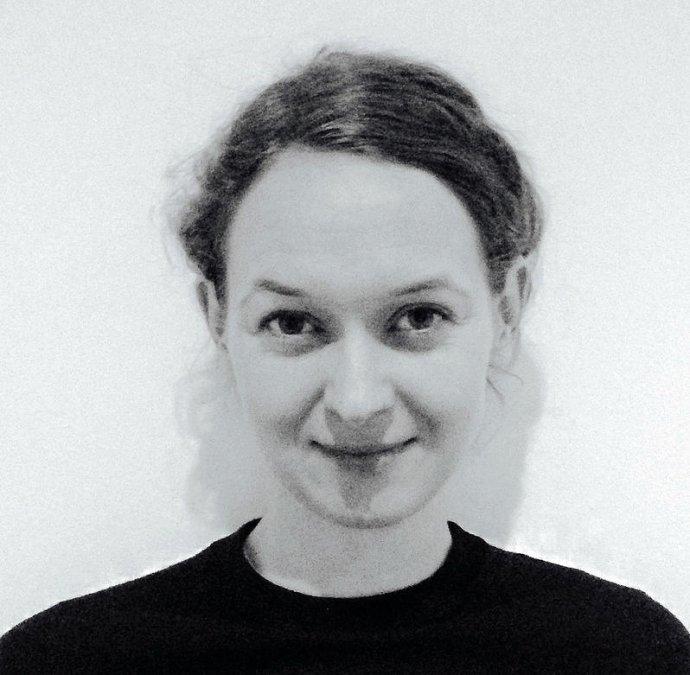Lily Hall - britská kurátorka a kritička, členka poroty 21. ročníka Ceny Oskára Čepana. Foto - archív LH