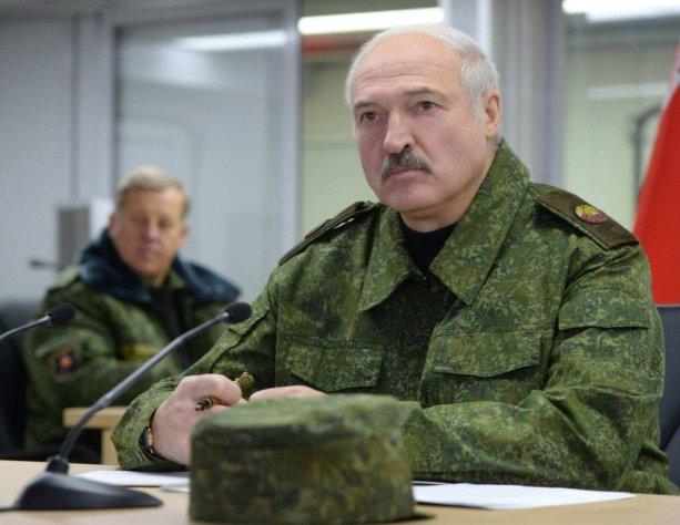Bieloruský prezident Alexander Lukašenko. Foto – TASR/AP