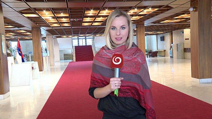 Jana Krescanko Dibáková. Foto – TV JOJ