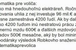 Matematicky priklad nehospodarneho hospodarenia strany SMER na Slovensku