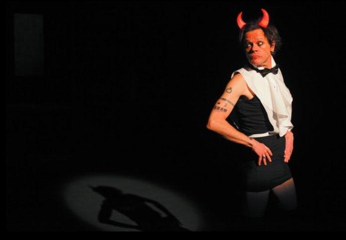 Robert Roth (Lucifer). Foto - Andrej Čanecký