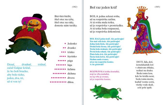 Z knižky ilustrovanej Miroslavom Cipárom. Zdroj – archív Ľ. Krátkeho
