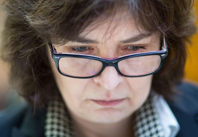 Lucia Žitňanská. Foto N – Tomáš Benedikovič