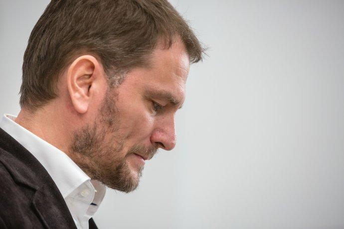 Igor Matovič. Foto N – Tomáš Benedikovič