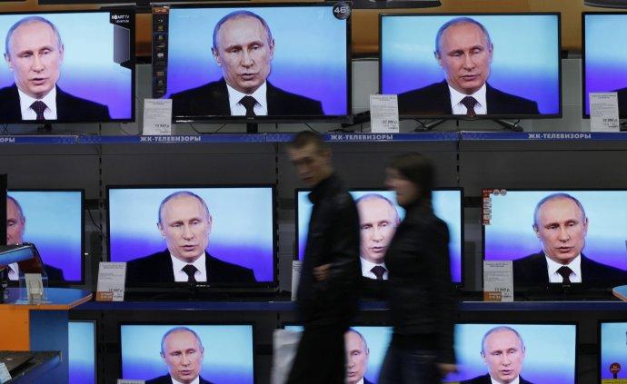 Foto – Iľja Najmušin/Reuters