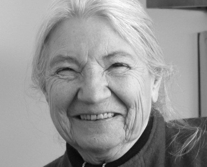 Profesorka Ružena Bajcsy. Foto – Post Bellum