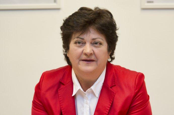 Verejná ochrankyňa práv Mária Patakyová. foto – tasr