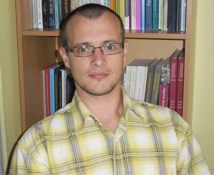 Branislav Šprocha Foto - archív B. Š.