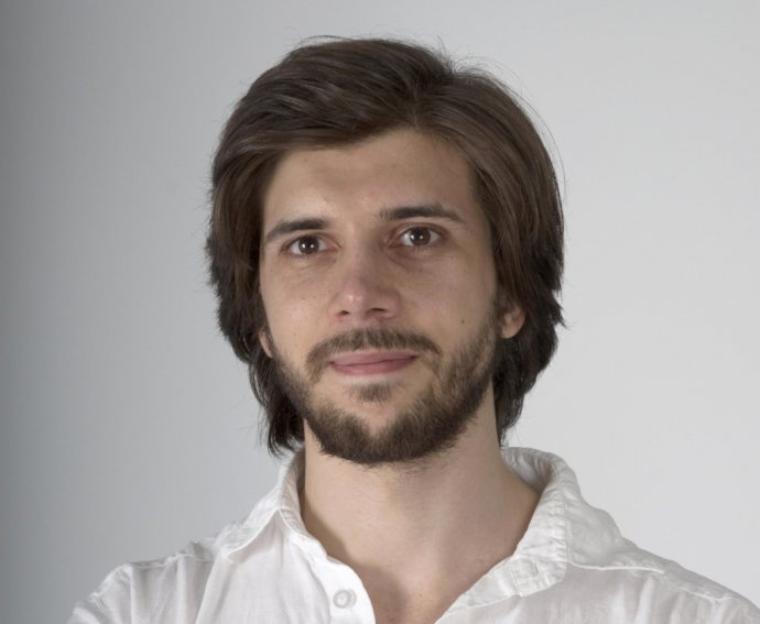 Vedec Tomáš Eichler. Foto – archív T. E.