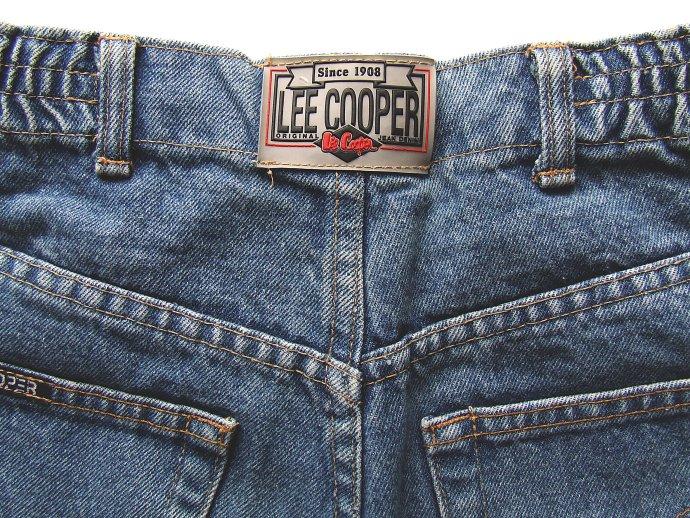 Detské džínsy značky Lee Cooper, vyrábané vOZKN vPrešove. Foto – zo zbierky SMD