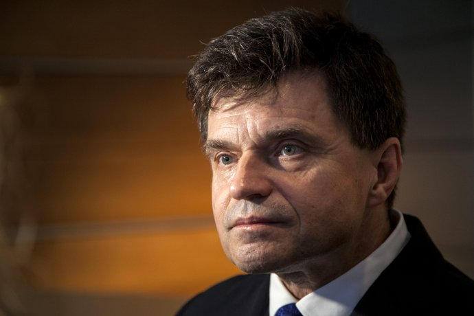 Minister Plavčan. Foto – TASR