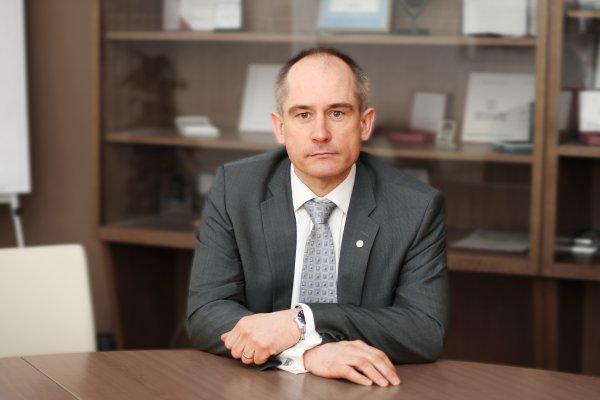 Peter Klamo z Výskumného ústavu zváračského. Foto – VÚZ