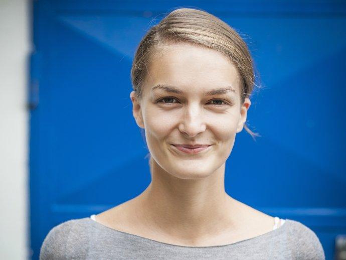 Táňa Sedláková. Foto – Michal Huštaty