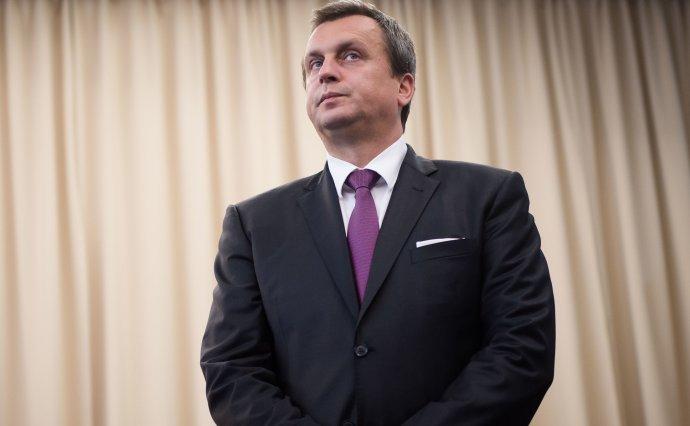 Andrej Danko. Foto N – Vladimír Šimíček