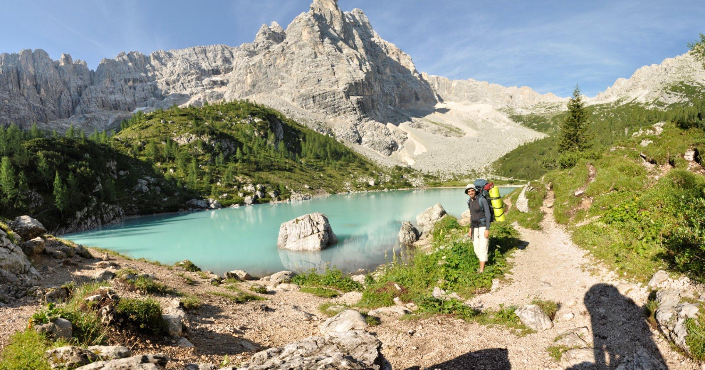 Tri Dni Turistiky V Dolomitoch Dennik N