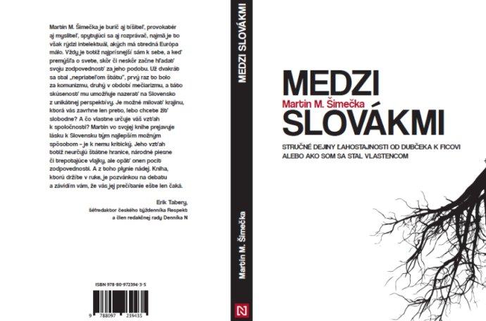 EKNIHA: Martin M. Šimečka: Medzi Slovákmi