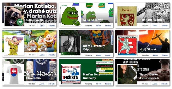 Falošné účty a profily porušujúce pravidlá Facebooku. Administrátori v nich problém nevidia.