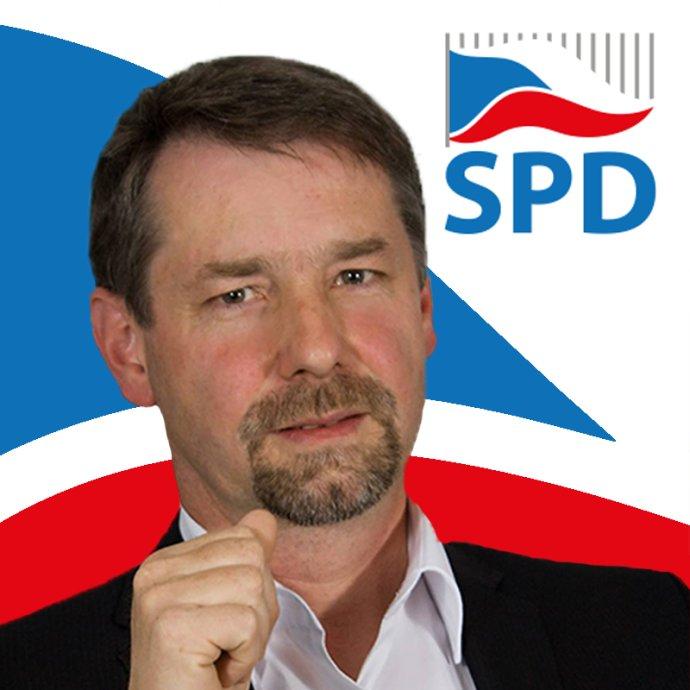 Radek Koten. Foto – FB Radek Koten SPD