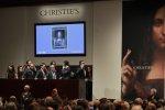 Práve padol rekord, Salvator Mundi od Leonarda da Vinciho predali za 450 miliónov dolárov. Foto – AP
