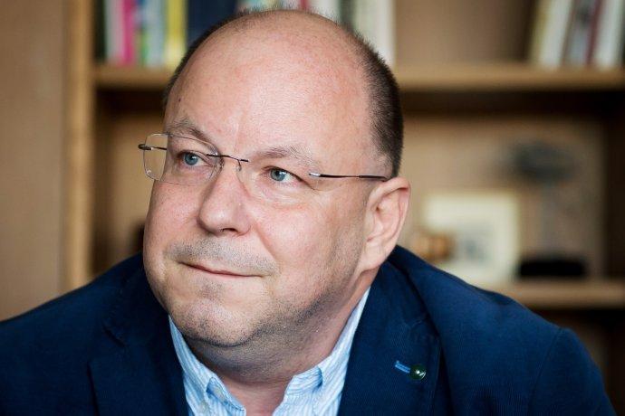 Jaroslav Rezník. Foto N – Vladimír Šimíček