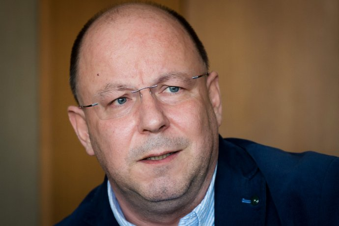 Jaroslav Rezník. Foto N - Vladimír Šimíček