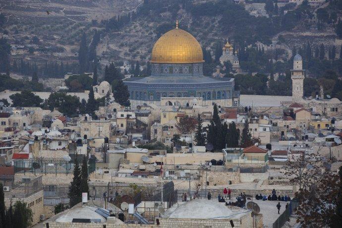 Jeruzalem. Foto – TASR/AP
