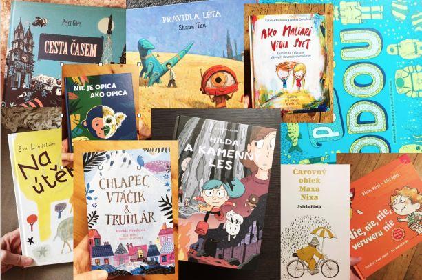 Počas roka prečítam množstvo detských kníh bdce885b147