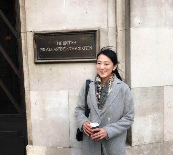 Riko Muranaka na snímke z decembra tohto roka. Minulý týždeň jej udelili prestížnu Maddoxovu cenu. Reprofoto – Twitter@rikomrnk