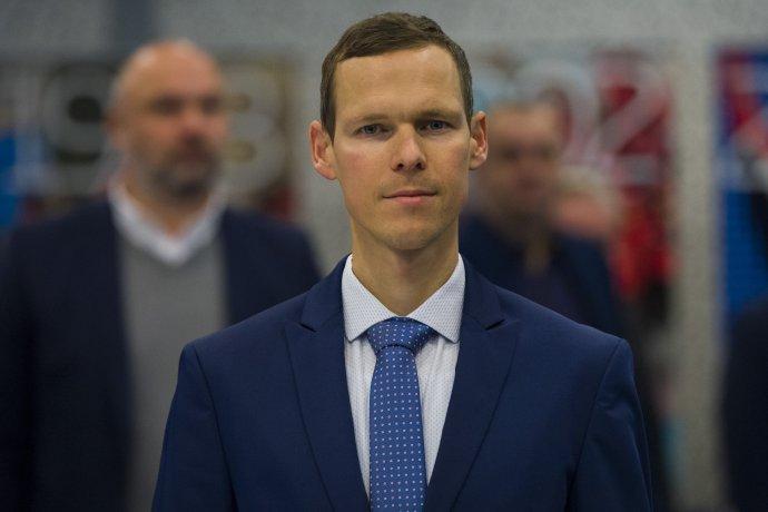 Matej Tóth. Foto - tasr