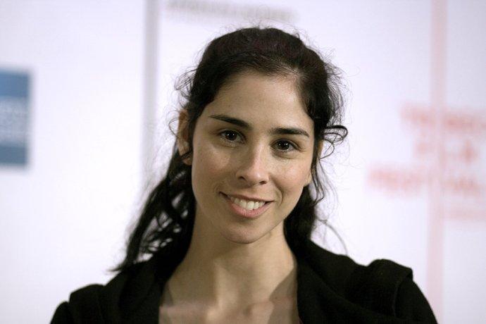 Komička Sarah Silverman na snímke z roku 2006. Foto - Wikimedia/cc