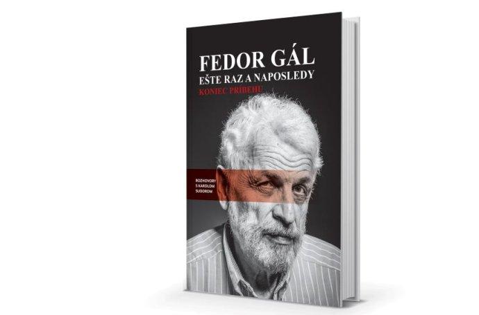 EKNIHA Fedor Gál: Ešte raz a naposledy; Koniec príbehu (Rozhovory s K. Sudorom)