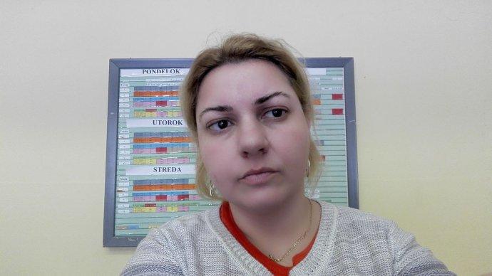 Lucia Porubčanská. Foto – archív L. P.