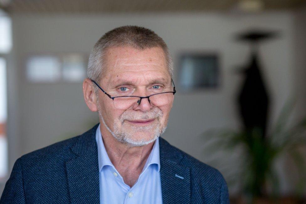 Psychiater Pavel Černák. Foto N - Tomáš Benedikovič