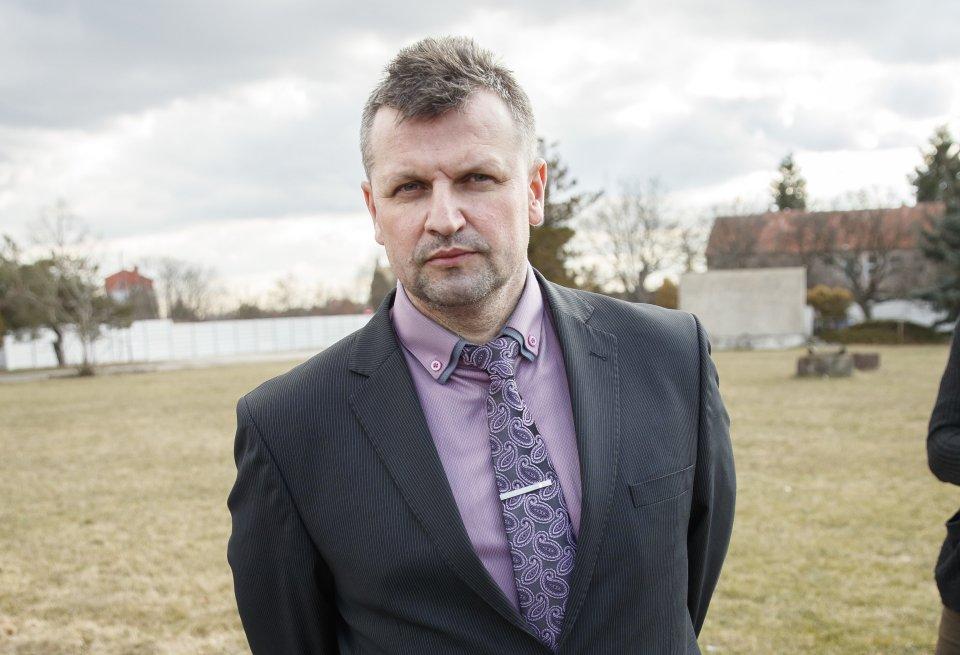 Prokurátor Vasiľ Špirko. Foto – Nový Čas