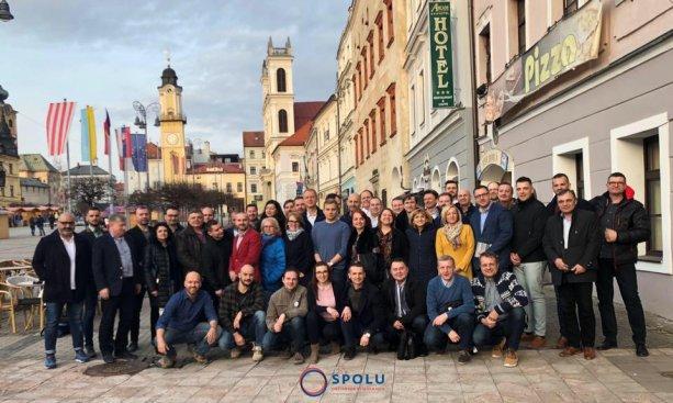 Regionálni lídri SPOLU v Banskej Bystrici