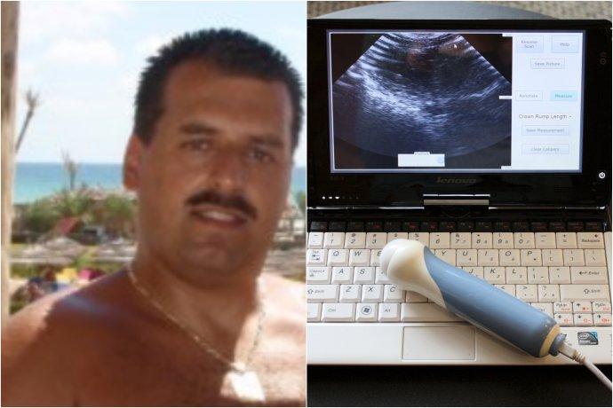 Branislav Paška je obvinený za nákup ultrazvukov. Foto – FB BP a TASR