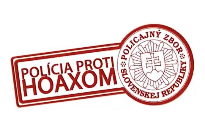 Na Facebooku polícia bojuje proti hoaxom, zatiaľ čo bývalý šéf polície si našiel čas na rozhovor pre dezinformačný web.