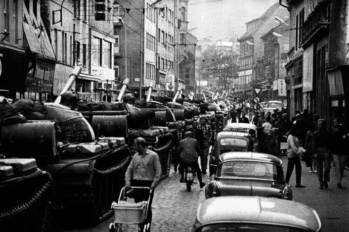Obchodná ulica. foto © Ladislav Bielik