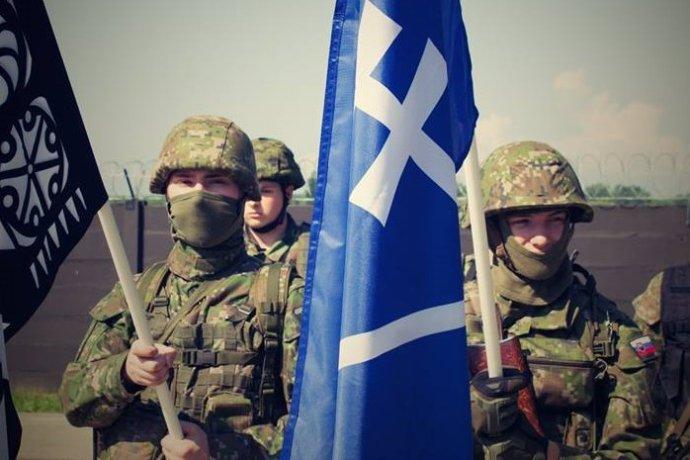 """Slovenskí branci sa pýšia tým, že majú """"posádky"""" vo všetkých krajoch. Foto - Slovenskí branci"""