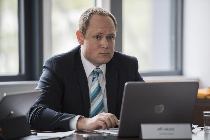 Investičný riaditeľ NDS Jiří Hájek. Foto - TASR