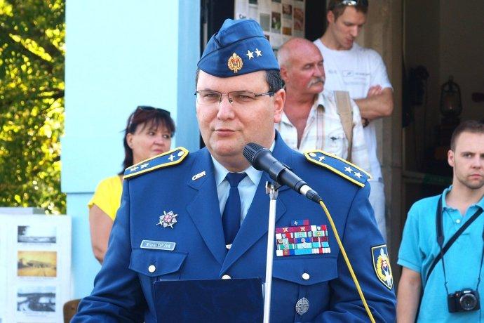 Miloslav Čaplovič pracuje vo Vojenskom historickom ústave od prvej polovice 90. rokov. Funkciu riaditeľa vykonával nepretržite od júna 2008. Foto - tasr