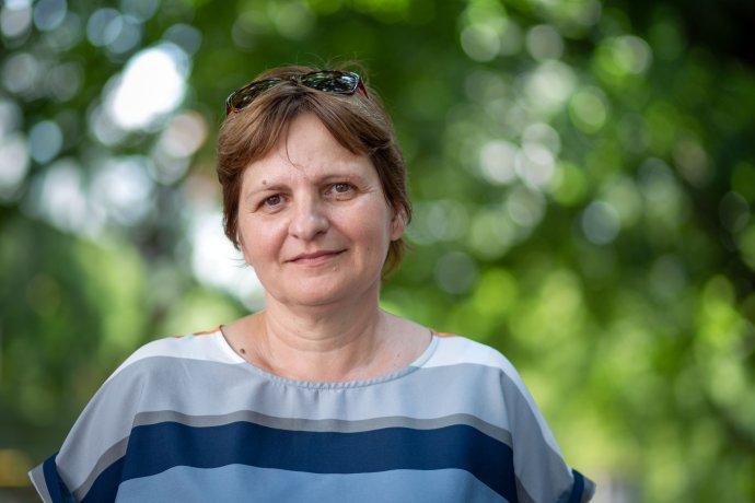 Zuzana Zimová. Foto N - Tomáš Benedikovič