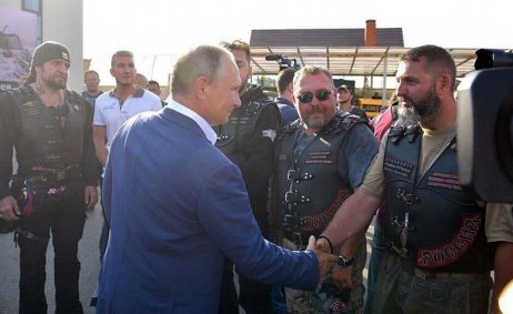 Hambálek sa stretol aj s Putinom. Zdroj: Dezinformácie, hoaxy, propaganda