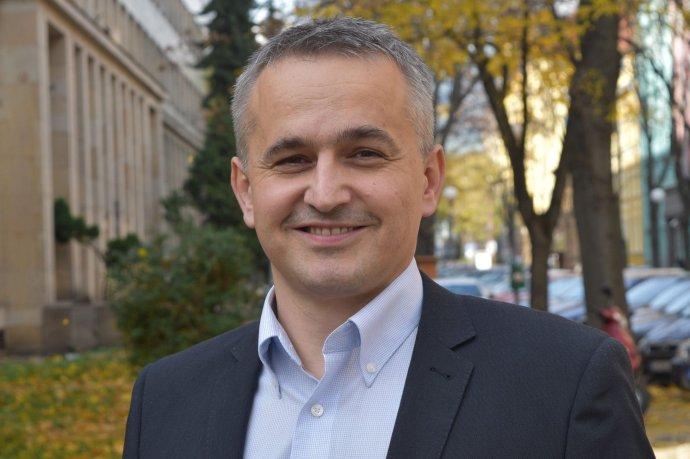 Miroslav Kocúr. Foto - archív M. K.